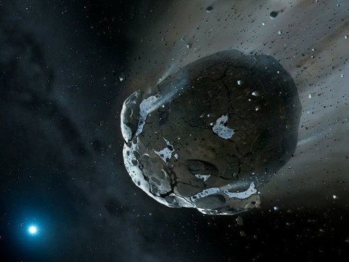 A new space mining law could kick off an extraterrestrial gold rush