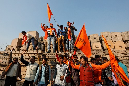 India's Hindu groups to double down on demands as Modi set for big win