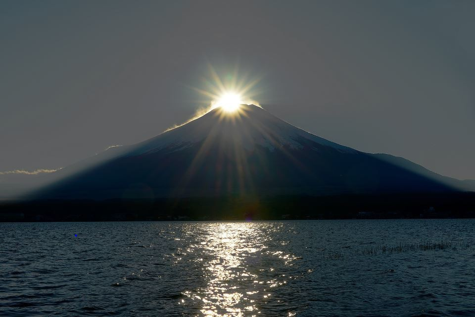 Diamond tip fuji
