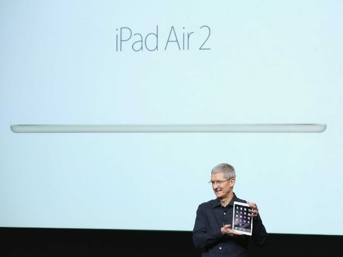 GRUBER: Apple's Entry Level iPads 'Work Against The Foundation Of Apple's Brand'