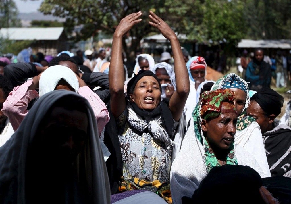 Ethiopia confronts its worst ethnic violence in years