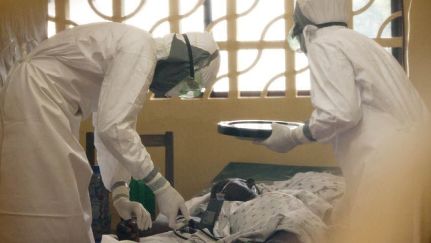 American doctor in Liberia tests positive for Ebola virus
