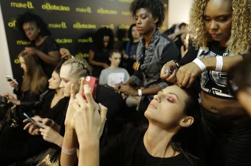 Brazil Fashion Week: Photo Gallery