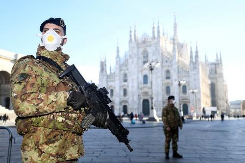 Exclusive - 'Things under control': how Europe sleepwalked into the coronavirus crisis