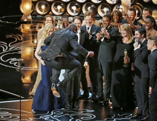 Hottest Celebrity Photos at the Oscars