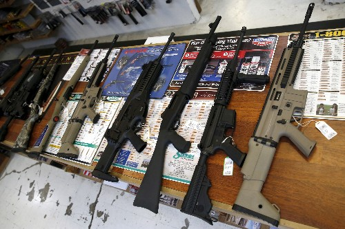 Many gun injuries involving the eyes strike U.S. children and teens