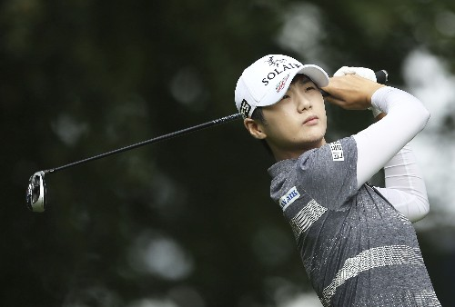 Buhai leads by 1 over Kang, Shibuno at Women's British Open
