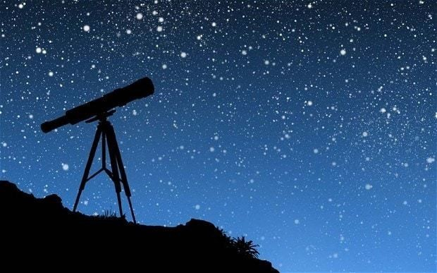 Five planets align in spectacular celestial show