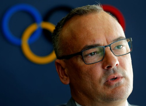 Ex-Olympic champion and mayor quits Hungary's ruling party over sex tape