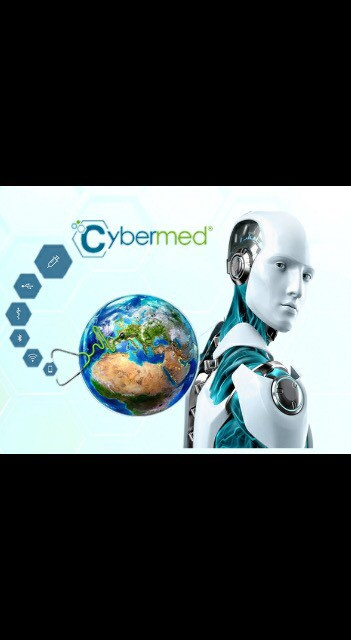 CYBERMED 2017 - Magazine cover