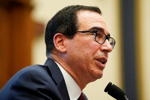 Treasury's Mnuchin misses congressional deadline to hand over Trump tax returns