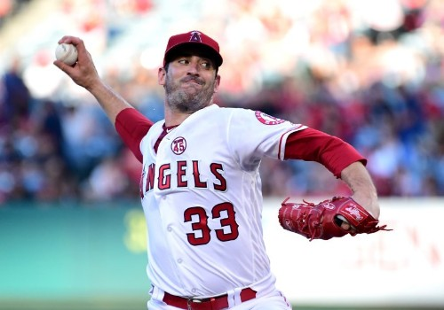 Angels designate Harvey for assignment