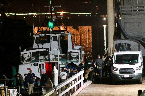 Owners of dive boat that sank off California coast, killing 34, suspend operations