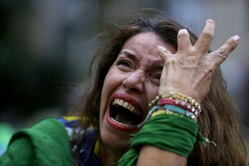 Brazil Gutted in 7-1 Rout by Germany