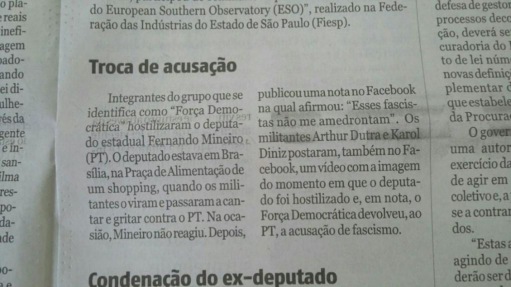 SINDICATO DO CRIME! - Magazine cover