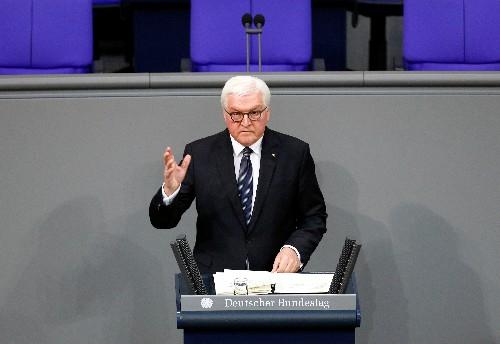 U.S., China, Russia making world more dangerous - German president