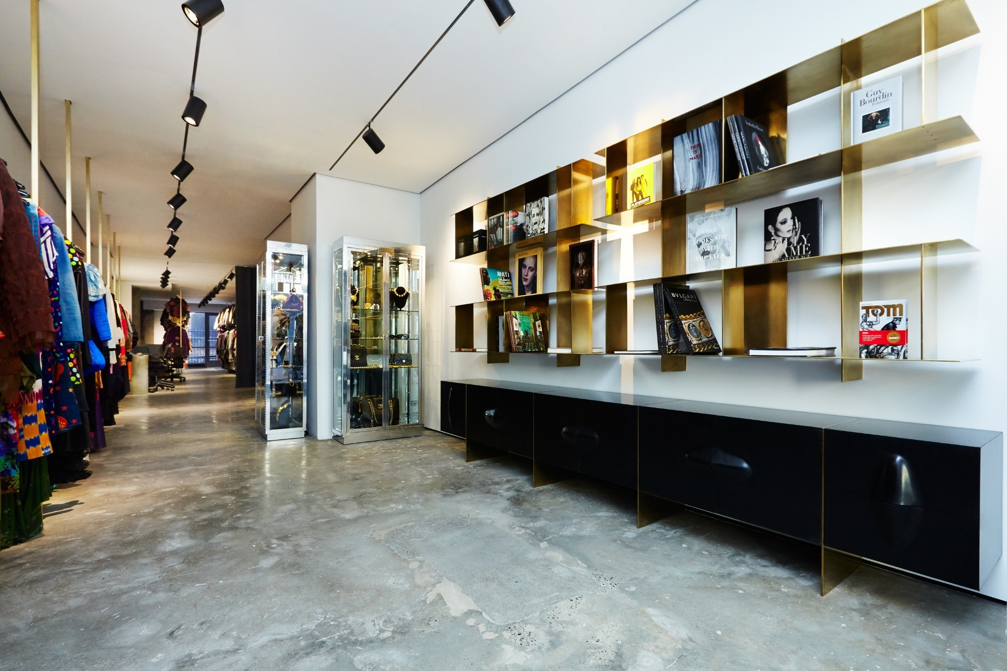 The Celeb-Approved Holy Grail of Vintage Stores Gets a New Home
