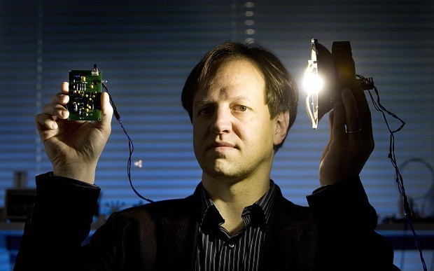 From WiFi to LiFi: start-up is poised to win $10m funding