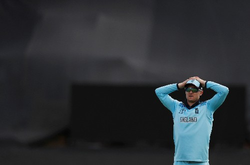 Cricket: England's Roy to miss next two World Cup games with hamstring tear
