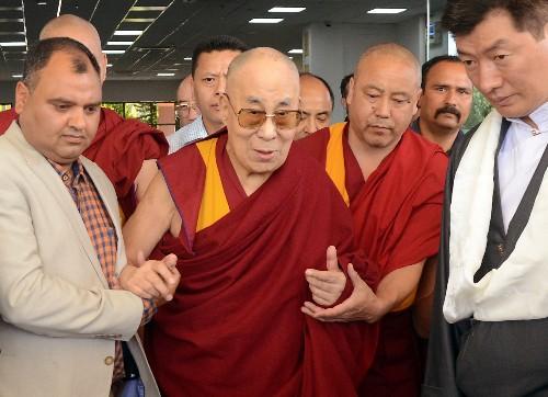 U.S. ambassador urges China to talk to the Dalai Lama