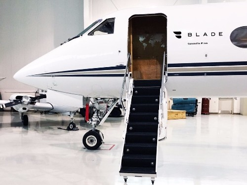 'Uber for helicopters' startup Blade now offers private jet service to Miami, and it wants your flight to be as fun as your vacation
