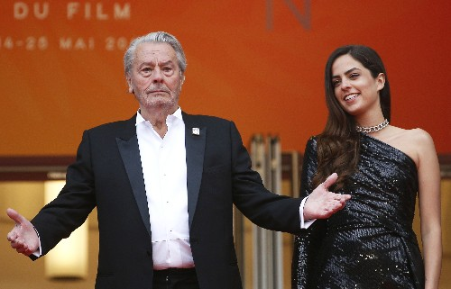 Delon, set for Cannes honor, says he is 'irreproachable' as an actor