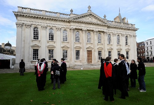 Cambridge University to study how it profited from Atlantic slavery