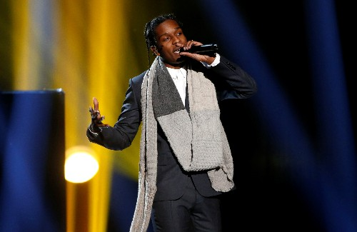 A$AP Rocky spared jail after being found guilty of Stockholm brawl