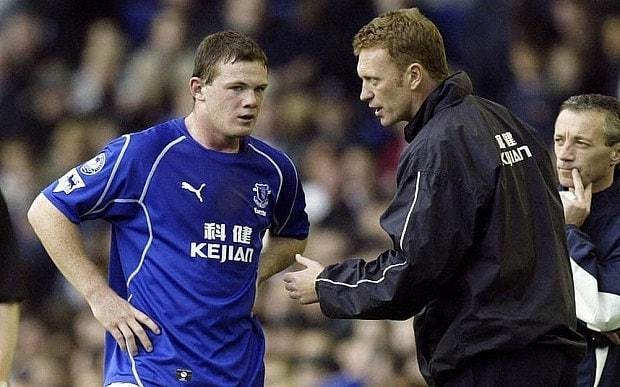 David Moyes exclusive: The day I realised Wayne Rooney would become a superstar