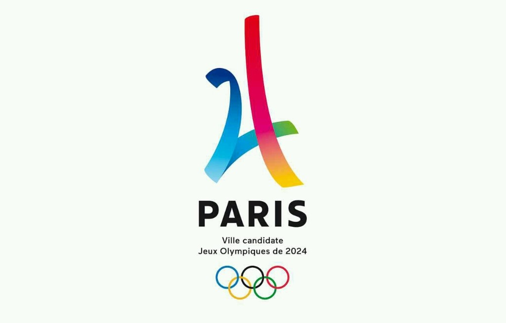 PARIS 2024 - Magazine cover