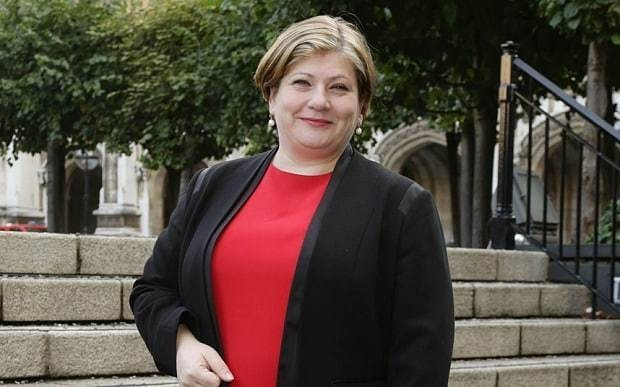 New defence shadow minister Emily Thornberry accepted £14,500 from law firm which sued British troops