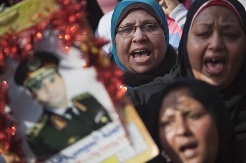 Uprising in Cairo 1.25.14