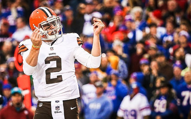 Report: Browns 90 percent moved on from Johnny Manziel
