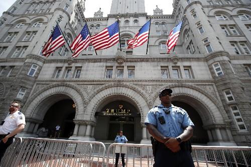 Judge: Democrats in Congress can sue Trump over emoluments