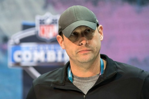 Gase disputes belief he undermined fired GM Maccagnan