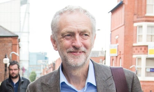 Jeremy Corbyn draws fire for position on Britain's EU future