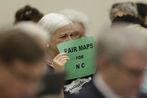 North Carolina judges block current congressional map
