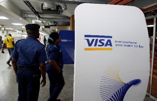 U.S. considers sanctions to restrict Visa, Mastercard in Venezuela - official