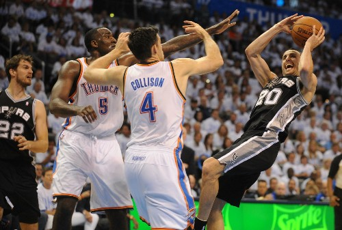 Spurs Advance to Finals: Photo Gallery