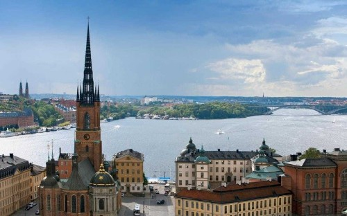 Church of Sweden to stop clergy calling God 'he' or 'the Lord' in bid to crack down on gendered language