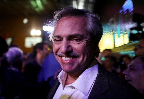Argentine political fixer emerges from shadows to mount surprise presidential bid