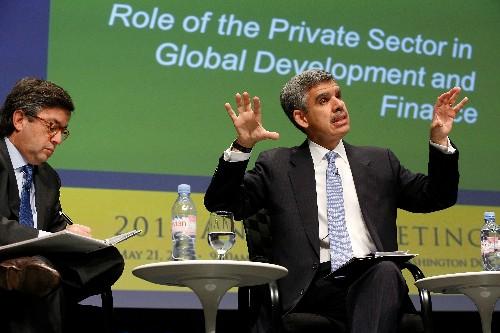 Europe's slowdown is worse than investors imagined: El-Erian