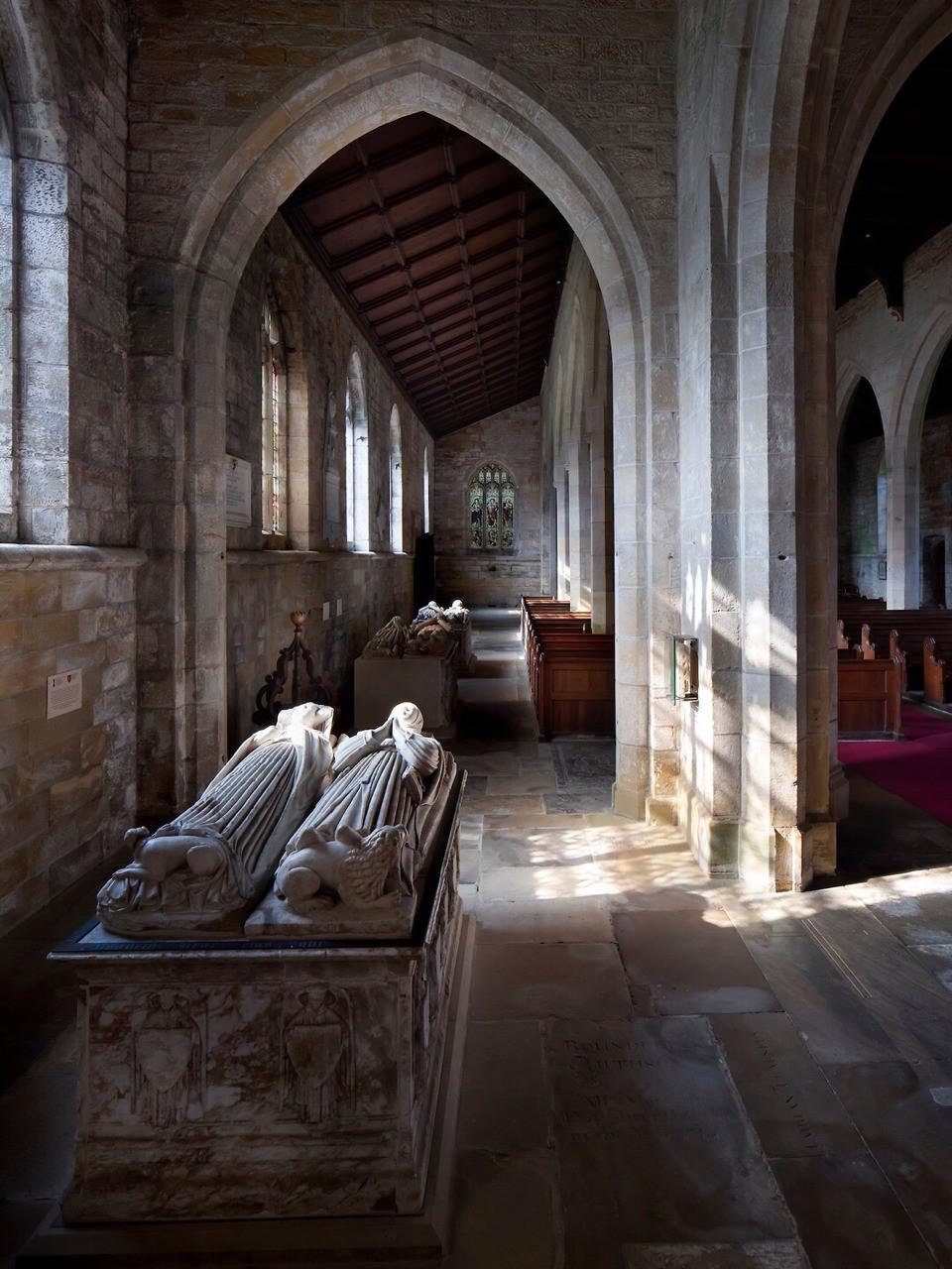 All Saint's, Harewood, Yorkshire, UK - follow me on Instagram: @fotofacade