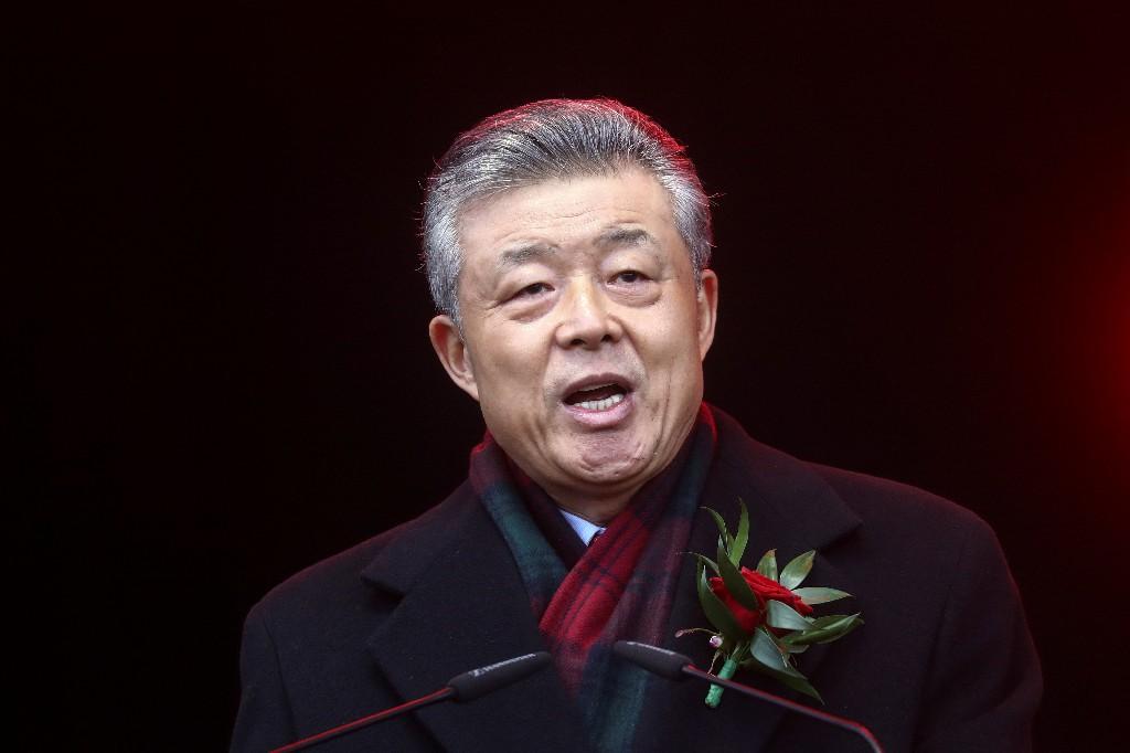 La Chine dénonce l'ingérence de Londres dans les affaires de Hong Kong