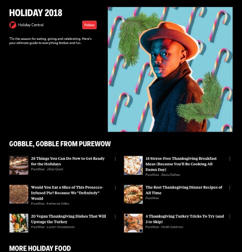 Holiday 2018: The Ultimate Destination for All Your Gift, Food, Decor and Do-Good Inspiration