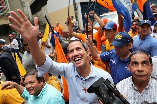 Venezuela's Guaido considering attending U.N. general assembly: envoy