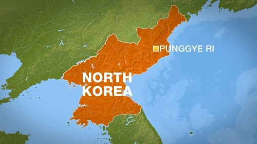 North Korea condemned after nuclear bomb test claim