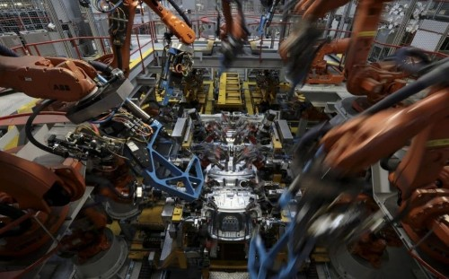Manufacturers' growth expectations hit a two-decade high