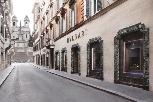 Bulgari's Journey to Italy