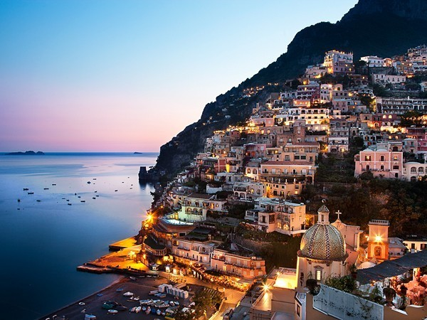 The Amalfi Coast Insider - Magazine cover